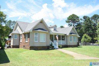 Jacksonville Single Family Home For Sale: 3545 Cedar Springs Rd