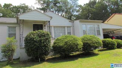 Anniston Single Family Home For Sale: 913 E 15th St