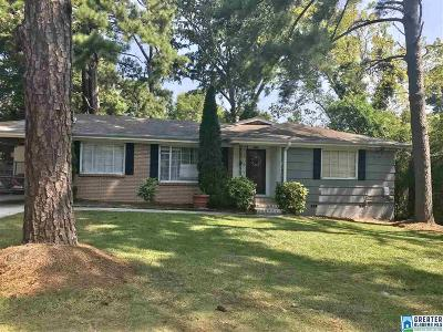 Single Family Home For Sale: 2029 Chapel Rd