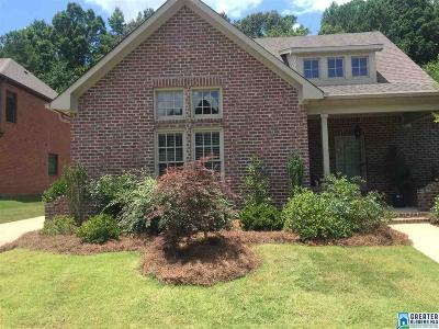 Hoover Single Family Home For Sale: 1649 Creekside Dr