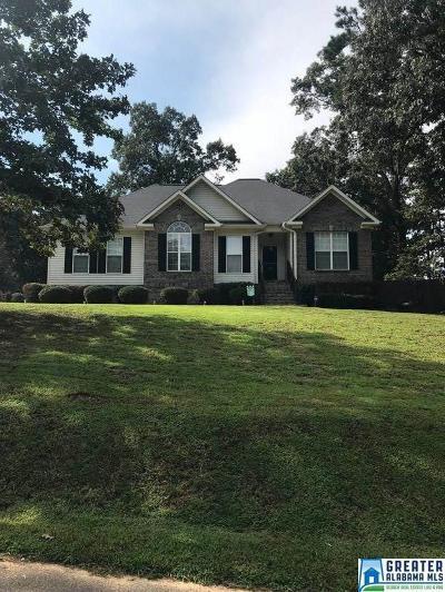 Single Family Home For Sale: 21033 Cora Lee Cir