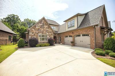 Hoover AL Single Family Home For Sale: $629,900