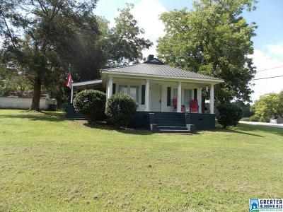 Anniston Single Family Home For Sale: 4909 Eulaton Rd
