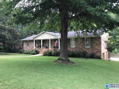 Vestavia Hills Single Family Home For Sale: 2233 Pine Crest Dr