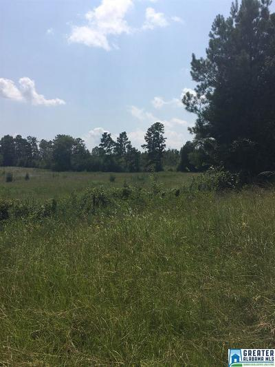 Residential Lots & Land For Sale: 3695 Old Birmingham Hwy