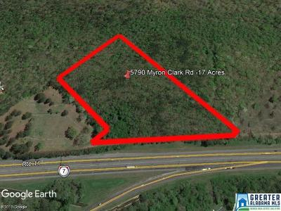 McCalla Residential Lots & Land For Sale: 5790 Myron Clark Rd
