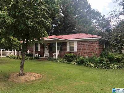 Pinson Single Family Home For Sale: 5035 Richard St