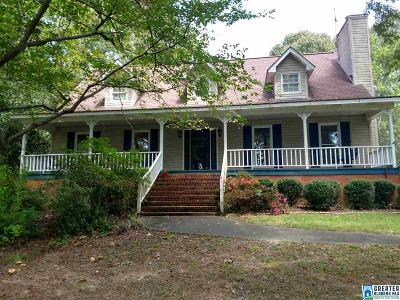 Talladega Single Family Home For Sale: 57 Berthas Ln