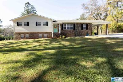 Chelsea Single Family Home For Sale: 162 Hwy 433
