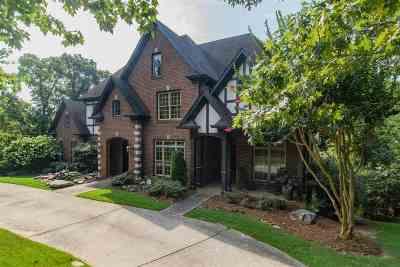 Vestavia Hills Single Family Home For Sale: 1704 Vestwood Hills Dr