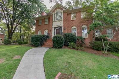 Birmingham Single Family Home For Sale: 3093 Brookhill Dr