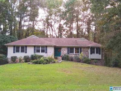 Birmingham Single Family Home For Sale: 885 Dogwood Cir