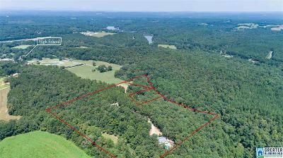 Clay County, Cleburne County, Randolph County Single Family Home For Sale: 98&100 Dobson Mill Rd