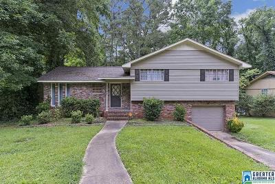 Birmingham Single Family Home For Sale: 1241 Pine Tree Dr