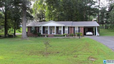 Weaver Single Family Home For Sale: 830 Parker Blvd
