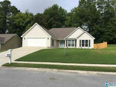 Alabaster AL Single Family Home For Sale: $189,900