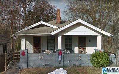 Birmingham Single Family Home For Sale: 3840 40th Ave N
