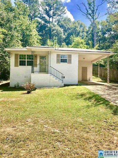 Birmingham Single Family Home For Sale: 1705 Old Springville Rd