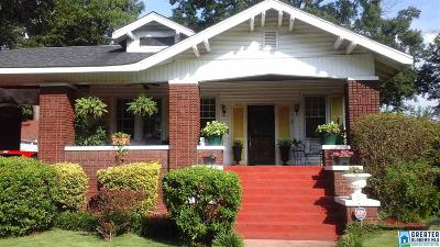 Bessemer Single Family Home For Sale: 2205 Clarendon Ave