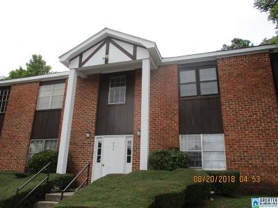 Birmingham, Homewood, Hoover, Irondale, Mountain Brook, Vestavia Hills Rental For Rent: 842 Beacon Pkwy E #Unit E
