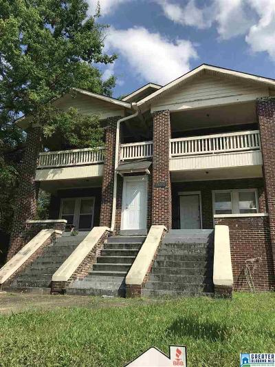 Birmingham, Homewood, Hoover, Irondale, Mountain Brook, Vestavia Hills Rental For Rent: 2701 Pike Rd