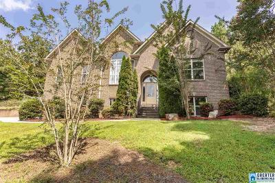 Alabaster Single Family Home For Sale: 114 Shire Cir