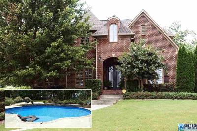 Hoover Single Family Home For Sale: 1523 Scout Ridge Dr