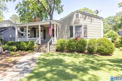 Homewood Single Family Home For Sale: 211 Acton Ave