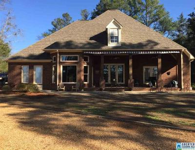 Lincoln Single Family Home For Sale: 2685 Rushing Springs Rd