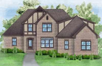 Pelham Single Family Home For Sale: 137 Carnoustie Dr