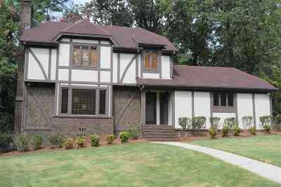 Vestavia Hills Single Family Home For Sale: 2648 Yorkmont Dr