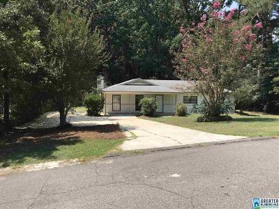 Hoover Single Family Home For Sale: 2256 Chapel Hill Rd