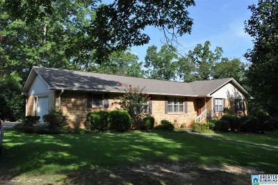 Roanoke AL Single Family Home For Sale: $159,900