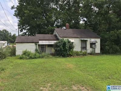 Oxford Single Family Home For Sale: 1611 Coleman Rd