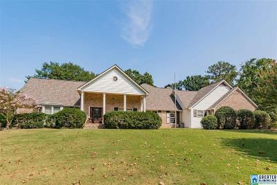 Hoover Single Family Home For Sale: 1825 Deo Dara Dr