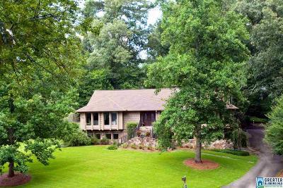 Mountain Brook AL Single Family Home For Sale: $536,900