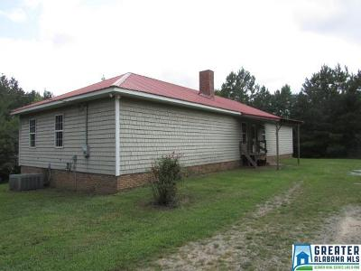 Heflin Single Family Home For Sale: 578 Co Rd 13