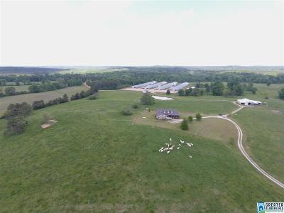 Farm For Sale: 10811-A Co Rd 16