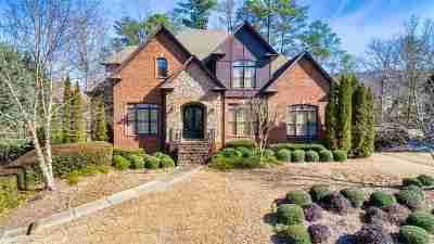 Hoover Single Family Home For Sale: 829 Aberlady Pl