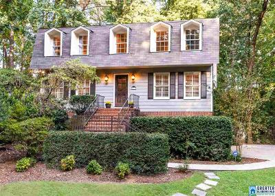 Vestavia Hills Single Family Home For Sale: 3813 River Run Trl