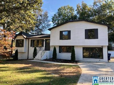 Alabaster Single Family Home For Sale: 1317 2nd Ave SW