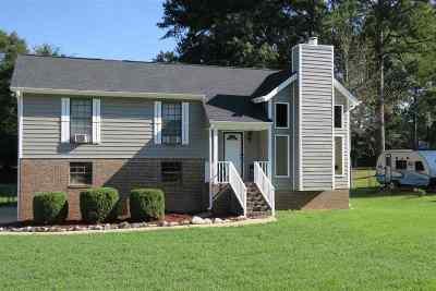 Alabaster Single Family Home For Sale: 33 Eddings Ln