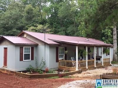 Randolph County Single Family Home For Sale: 255 Lakeview Dr