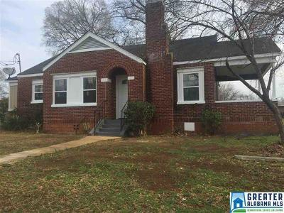 Birmingham, Homewood, Hoover, Irondale, Mountain Brook, Vestavia Hills Rental For Rent: 2013 29th St