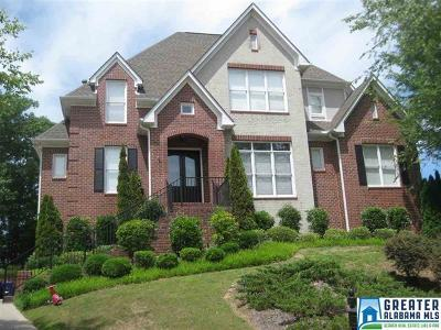 Hoover Single Family Home For Sale: 1487 Haddon Dr