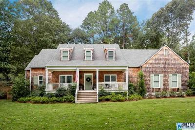Birmingham Single Family Home For Sale: 6232 Cahaba Valley Rd