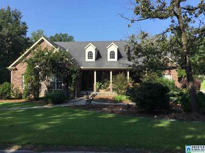 Alabaster Single Family Home For Sale: 204 Saddle Lake Dr
