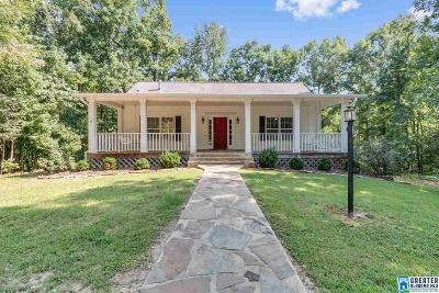Wedowee Single Family Home For Sale: 98 Dobson Mill Rd