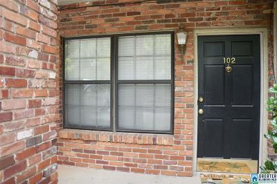 Birmingham AL Condo/Townhouse For Sale: $99,500