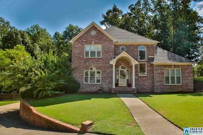 Hoover Single Family Home For Sale: 1804 Sandy Ridge Cir